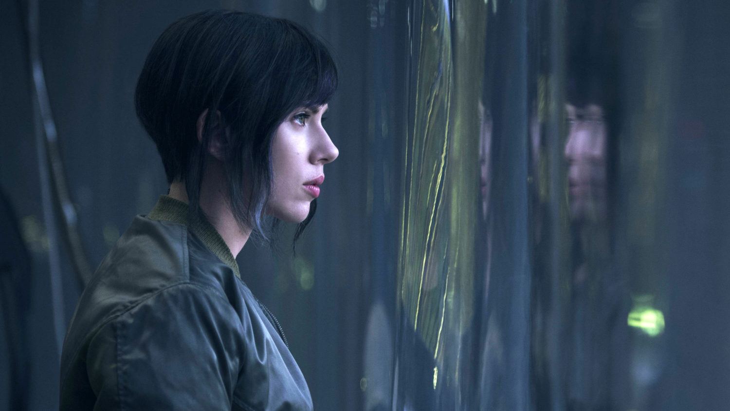 Vigilante do Amanhã: Ghost in Shell – Novo Trailer