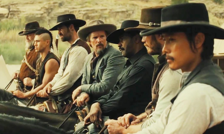 Crítica: Sete Homens e Um Destino (The Magnificent Seven, EUA, 2016)