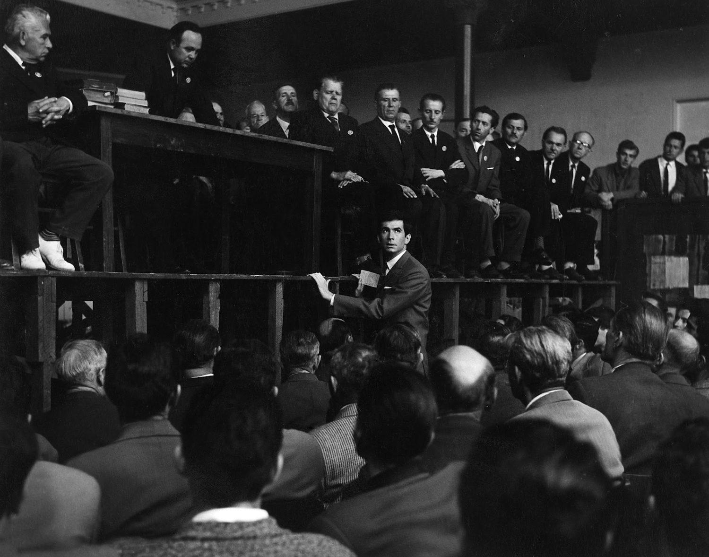 Debatendo Cinema #2: O Processo (Le Procès, França, Itália, Alemanha, 1962)