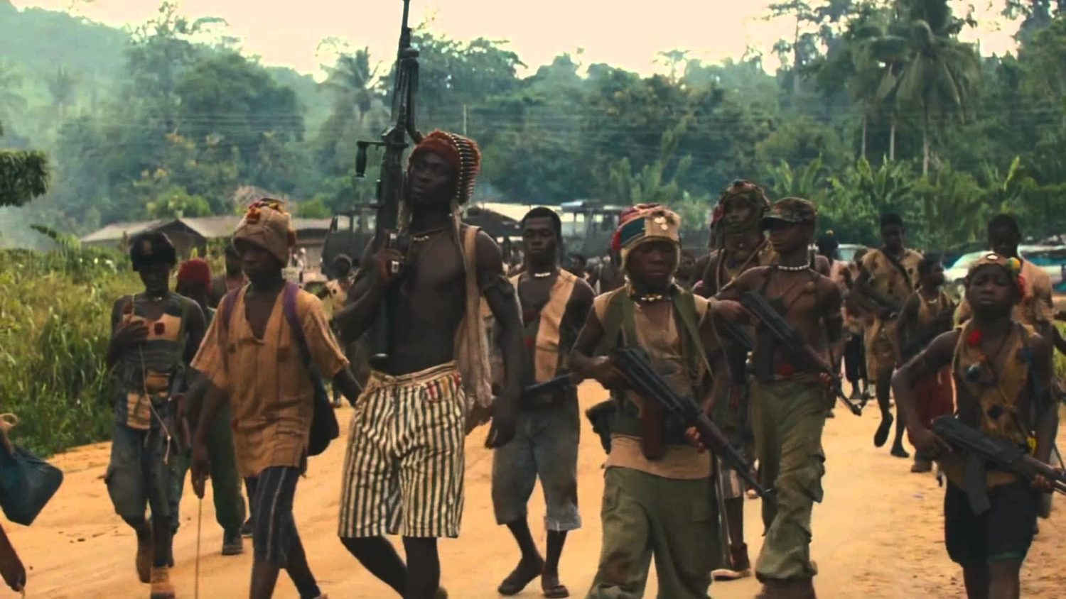 Crítica: Beasts Of No Nation (EUA, 2015)