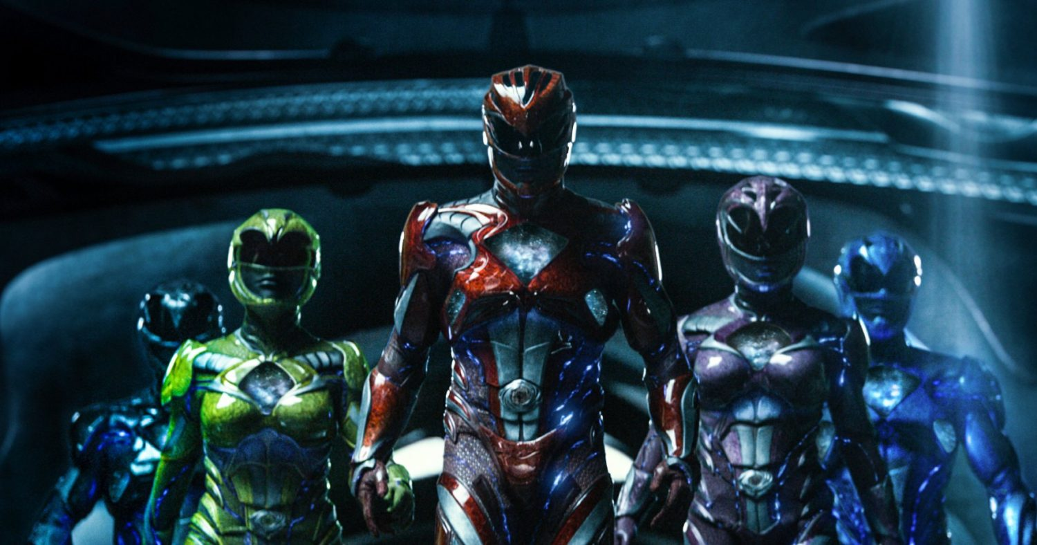 Crítica: Power Rangers (EUA, 2017)