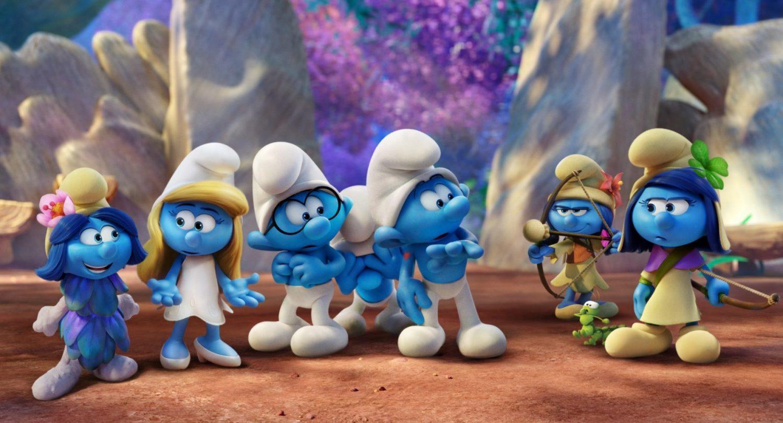 Crítica: Os Smurfs e A Vila Perdida (Smurfs: The Lost Village, EUA, 2017)