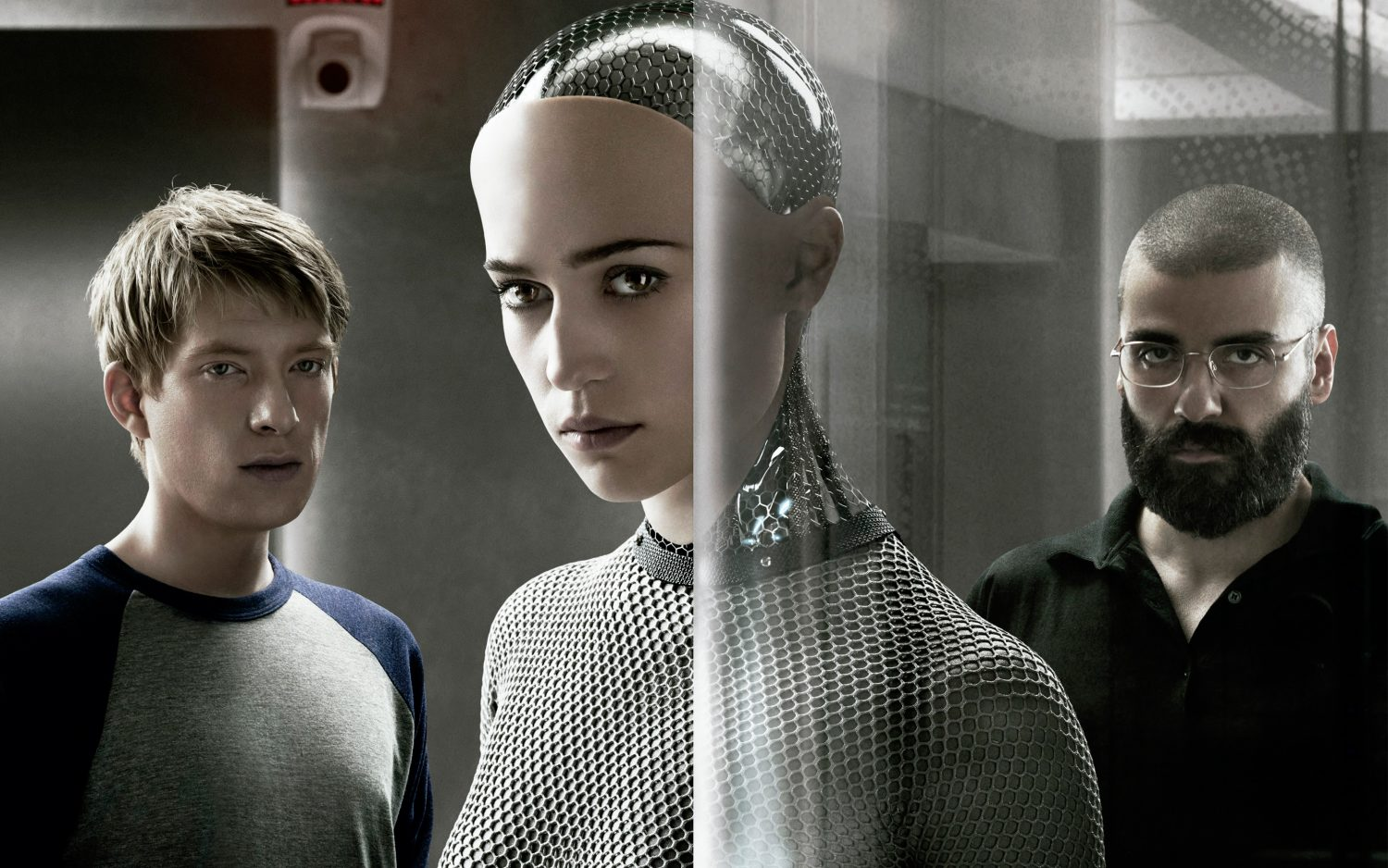 Dica Netflix: Ex_Machina – Instinto Artificial (2015)
