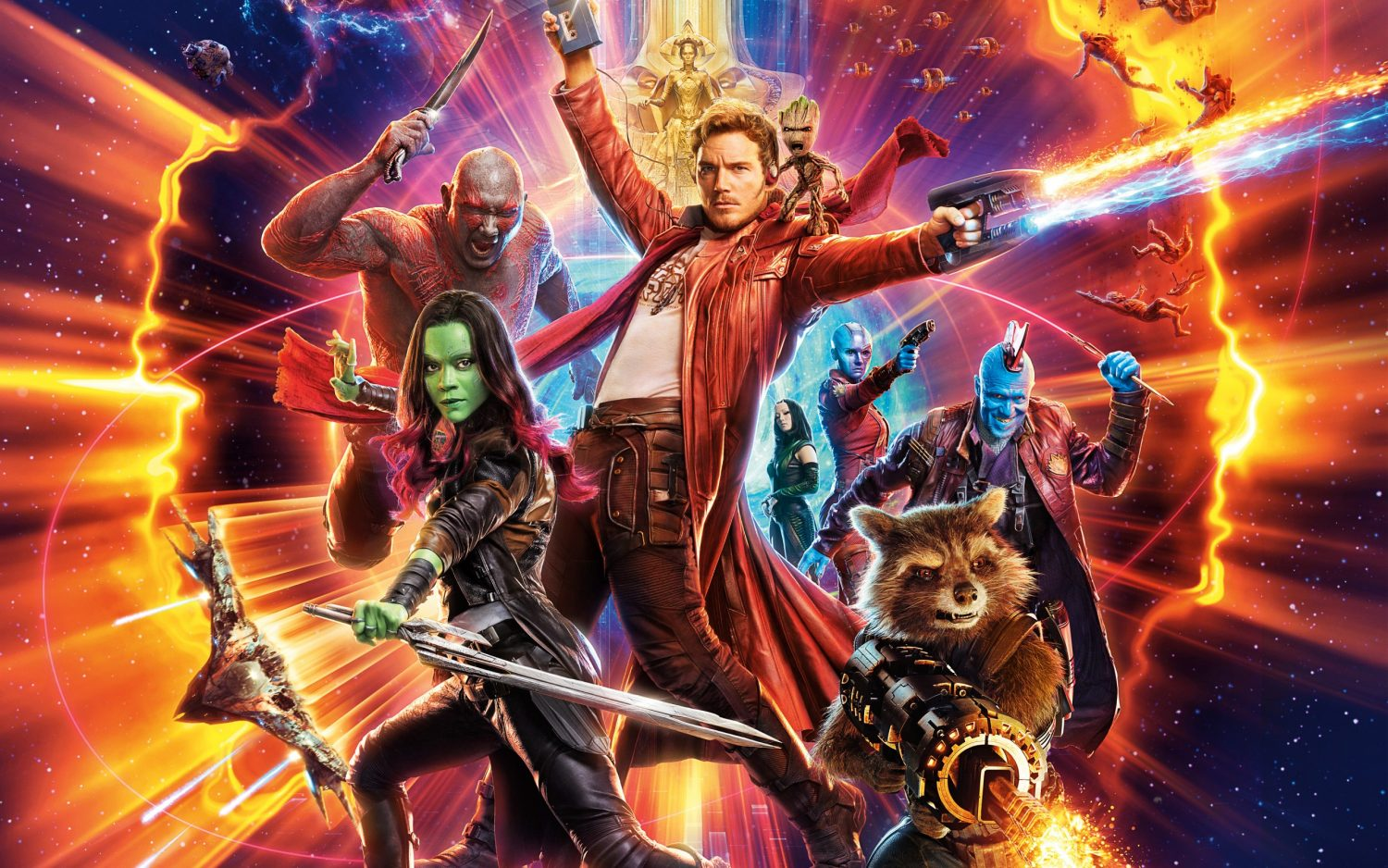 Crítica: Guardiões da Galáxia – Vol. 2 (Guardians of the Galaxy Vol.2, EUA, 2017)