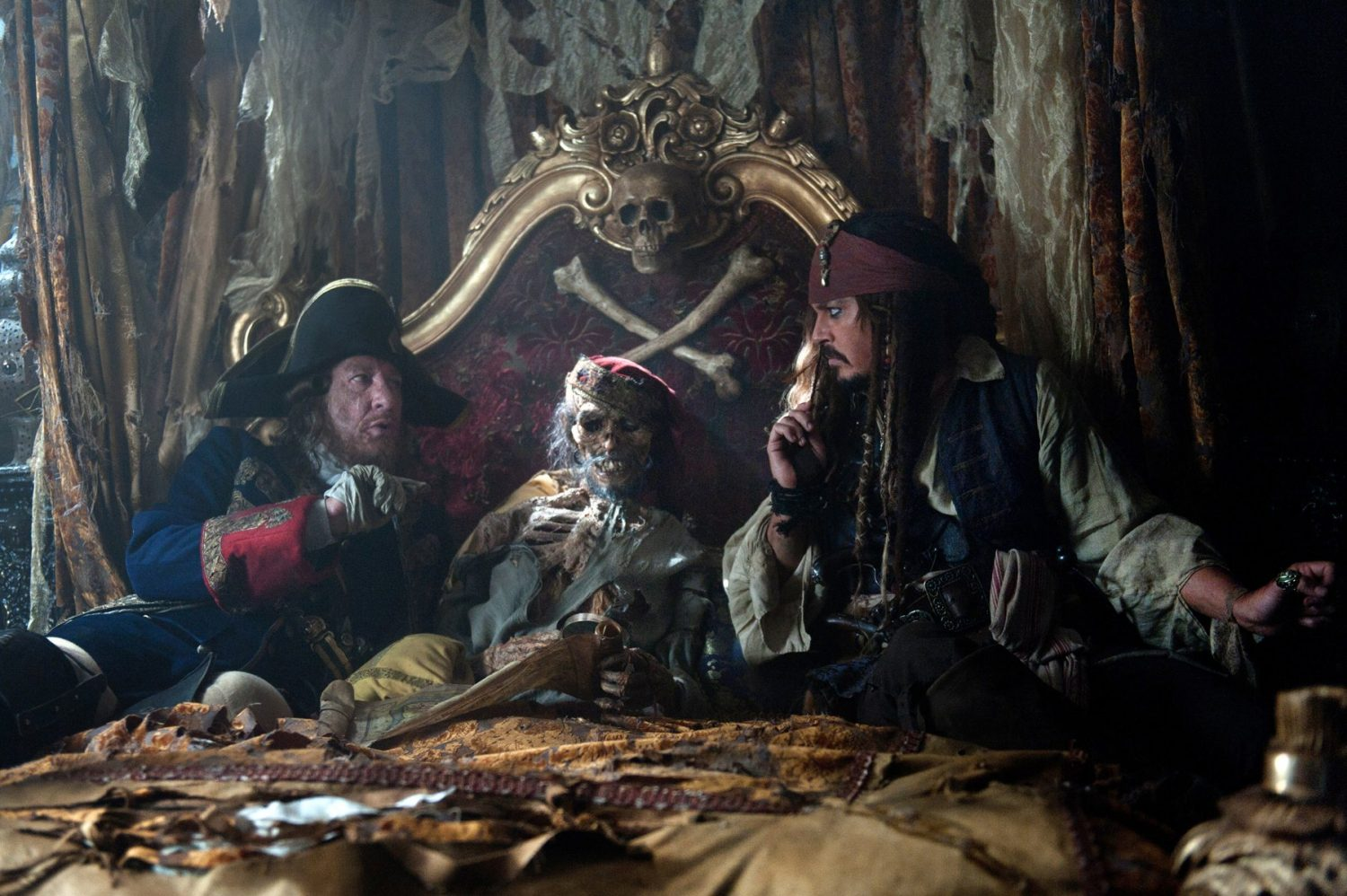 Crítica: Piratas do Caribe – A Vingança de Salazar (Pirates of the Caribbean: Dead Men Tell No Tales, EUA, 2017)