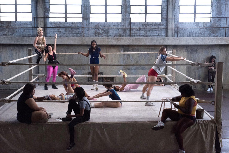 GLOW e o Poder Feminino – 1ª Temporada
