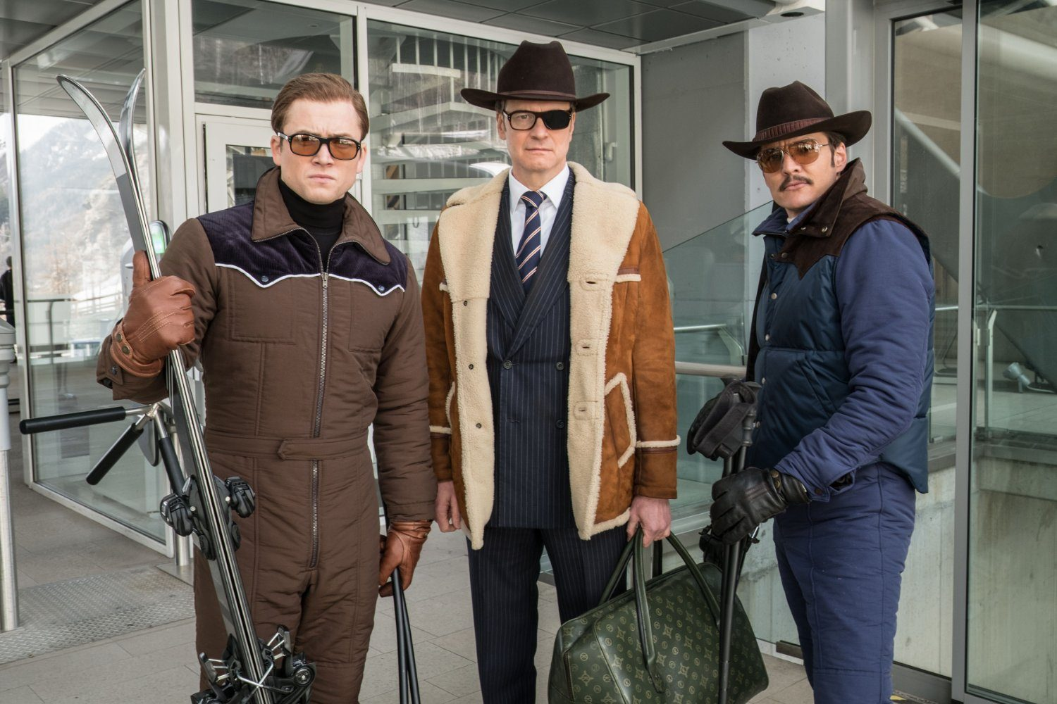 Crítica: Kingsman: O Círculo Dourado (Kingsman: The Golden Circle, EUA, 2017)