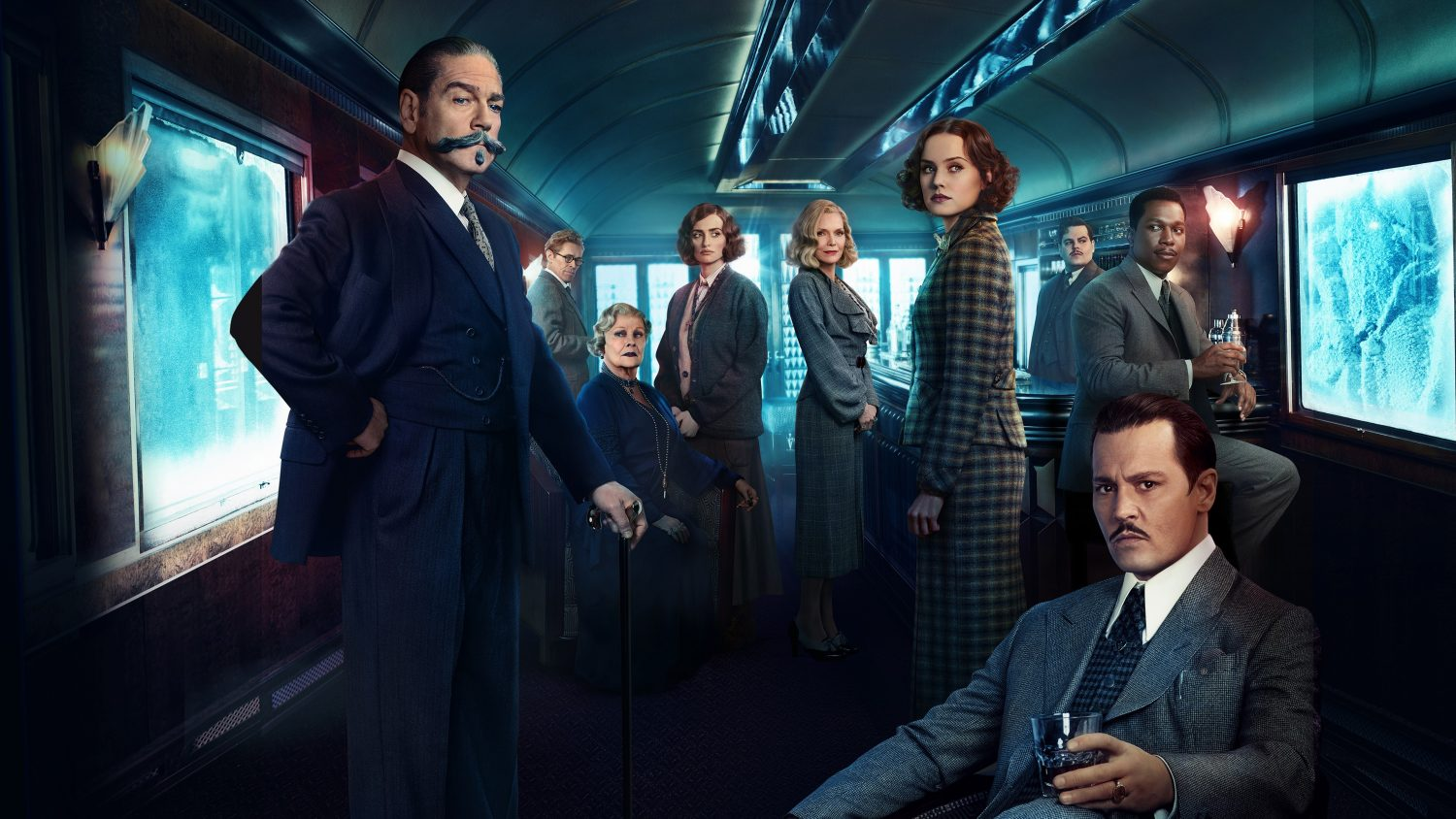 Crítica: O Assassinato no Expresso do Oriente (Murder on The Orient Express, EUA, 2017)