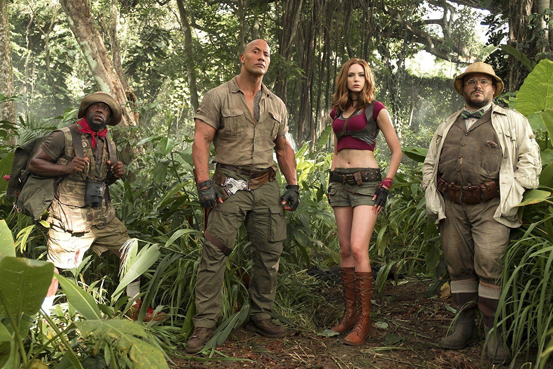 Crítica: Jumanji: Bem-Vindo à Selva (Jumanji: Welcome to the Jungle, EUA, 2017)