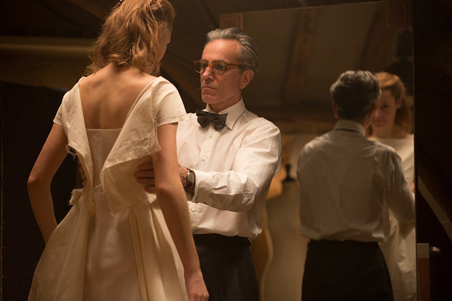 Crítica: Trama Fantasma (Phantom Thread, EUA, 2018)