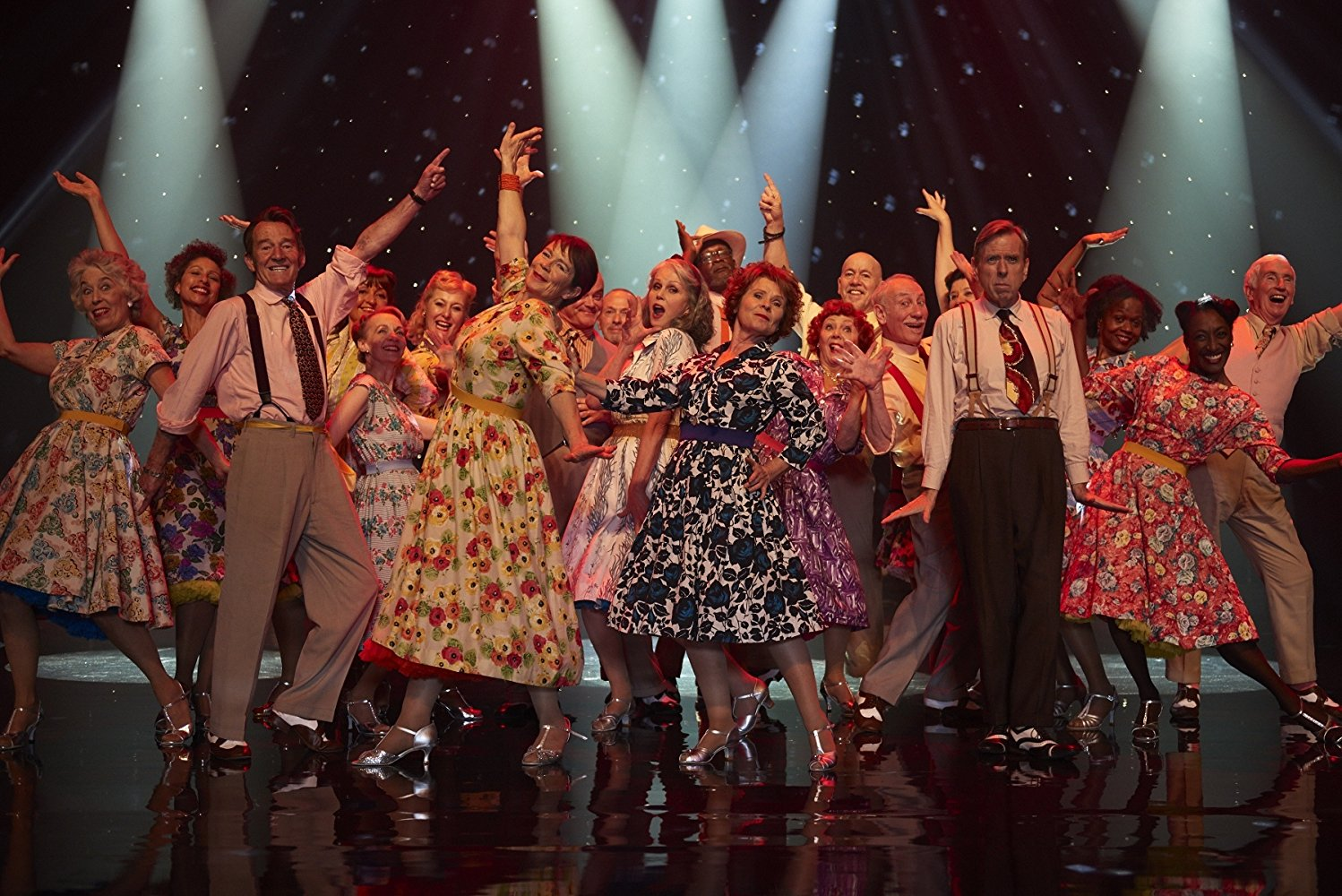 Crítica: Acertando o Passo (Finding Your Feet, Reino Unido, 2018)