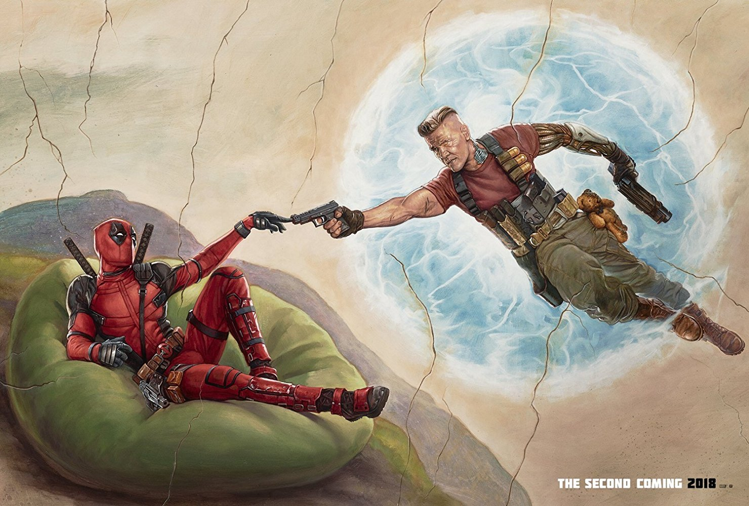 Crítica: Deadpool 2 (EUA, 2018)