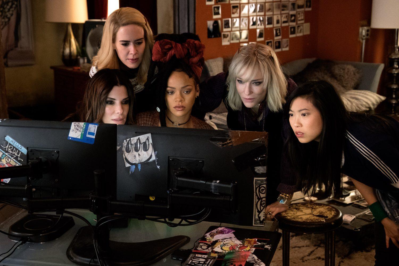 Crítica: Oito Mulheres e Um Segredo (Ocean's Eight, EUA, 2018)