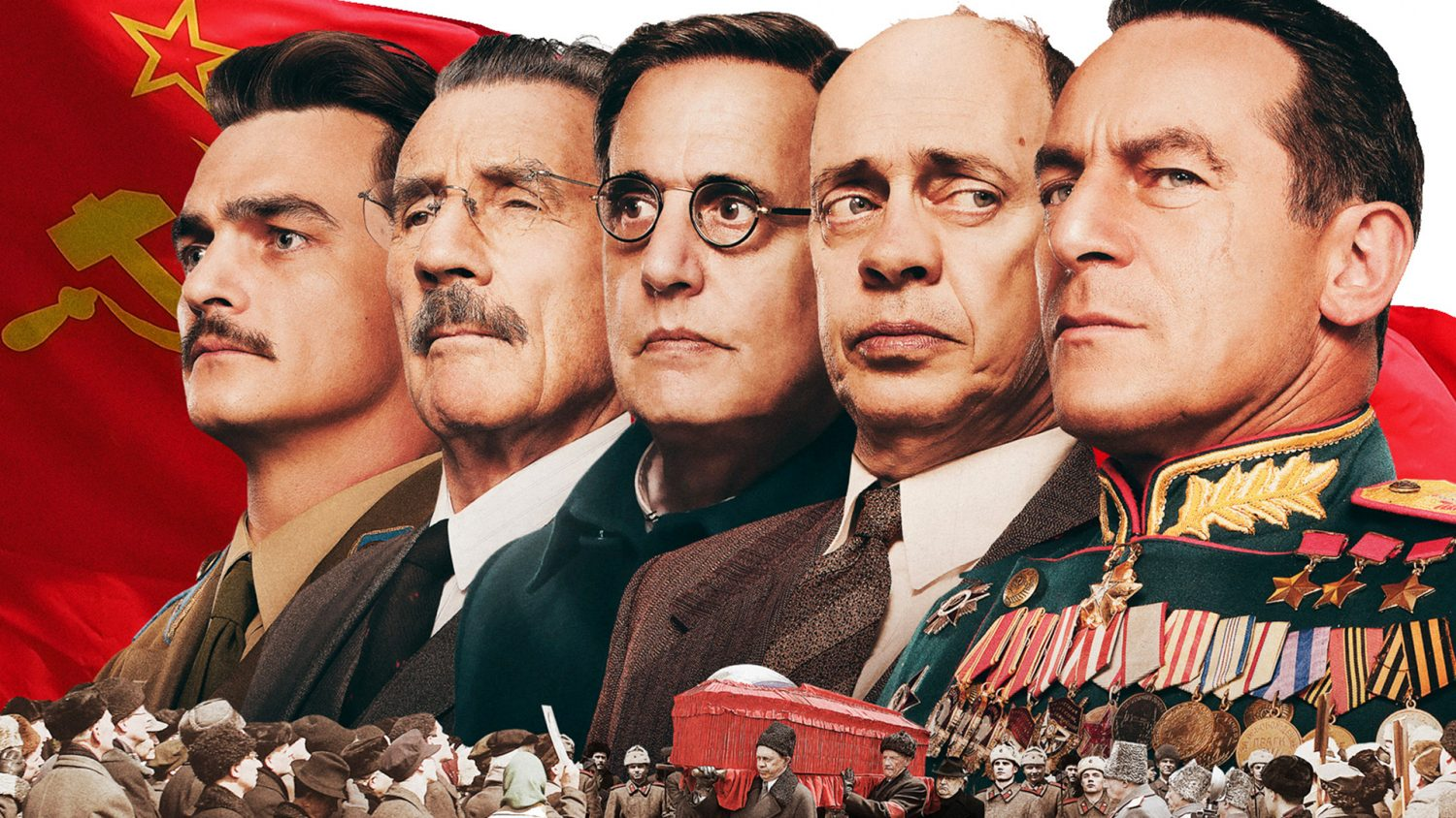 Crítica: A Morte de Stalin (The Death of Stalin, EUA, França, Reino Unido, 2018)