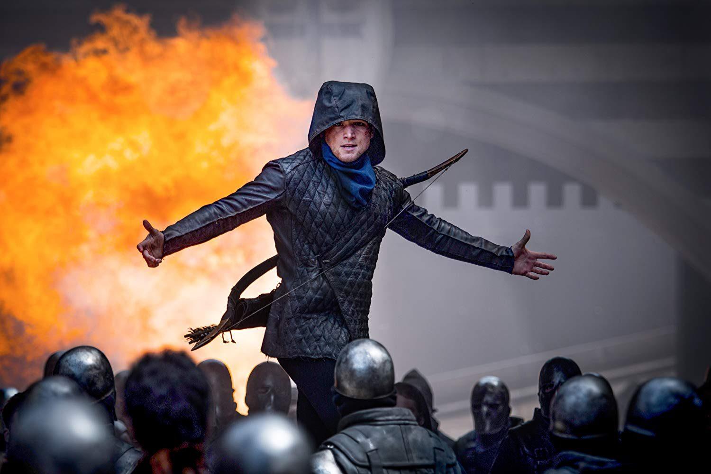 Crítica: Robin Hood – A Origem (Robin Hood – Origins, EUA, 2018)