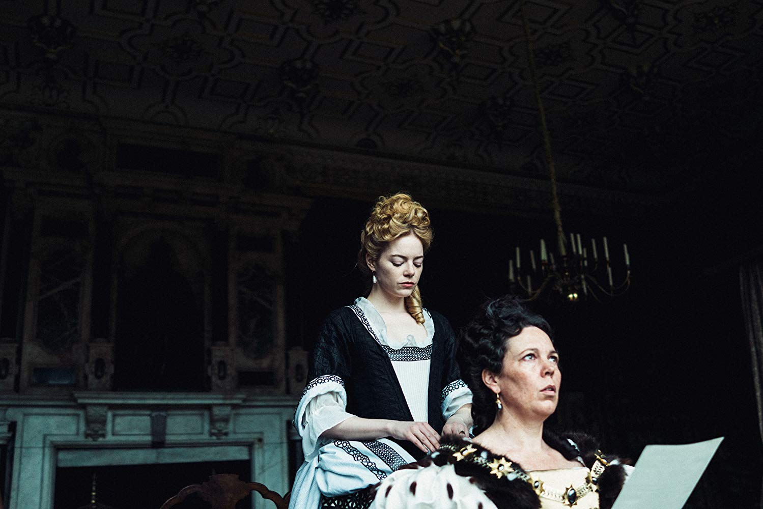 Crítica: A Favorita (The Favourite, EUA/Reino Unido, 2019)