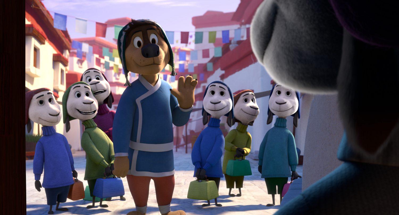 """Estreia em maio nos cinemas a animação: """"ROCK DOG – NO FARO DO SUCESSO"""""""