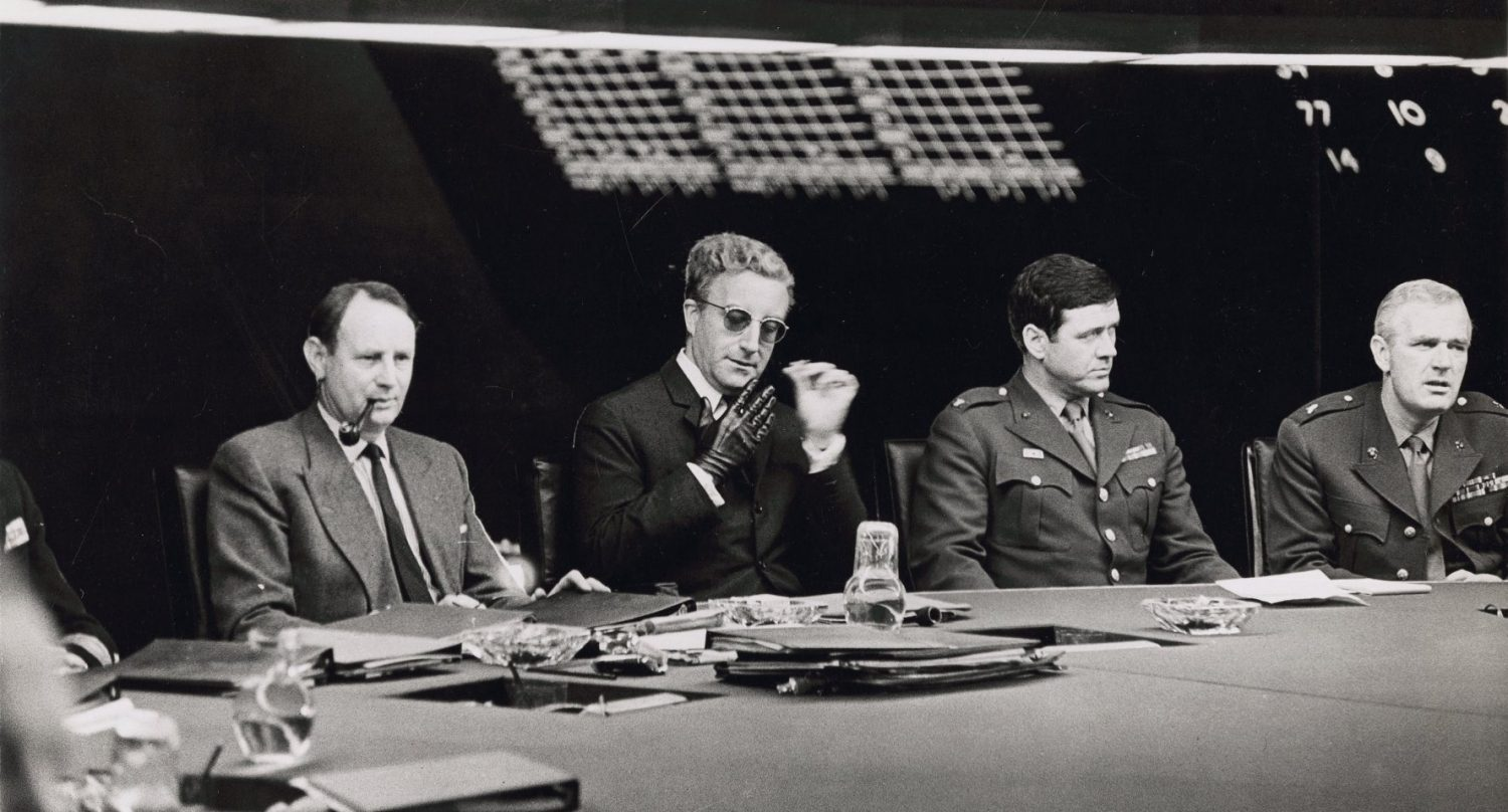 Ícone Cult | Dr. Fantástico (Dr. Strangelove Or: How I Learned to Stop Worrying and Love the Bomb, EUA, 1964)