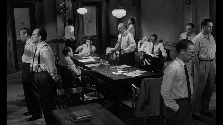 Debatendo Cinema #7: Doze Homens e Uma Sentença e o Conceito de Justiça
